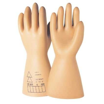 Guantes dielectricos clase 00
