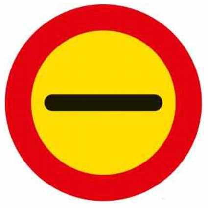 señales de tráfico para obras