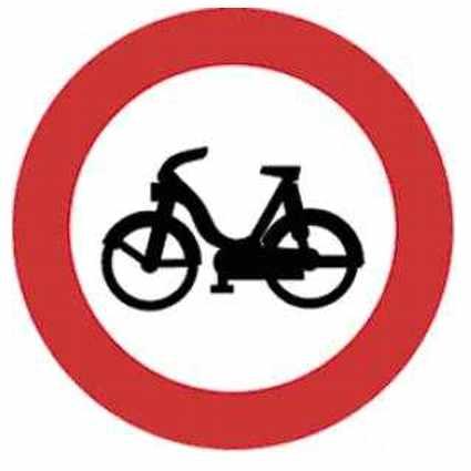 Señalamientos de tráfico
