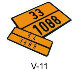 Señal V-11