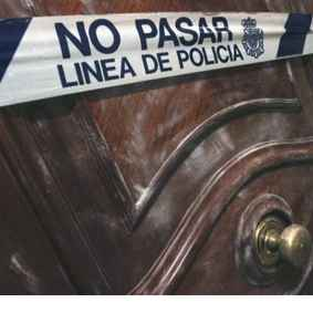 policia no pasar