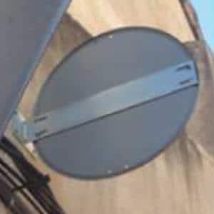 soporte pared para señales