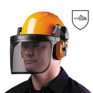 casco motosierra desbrozadora s25
