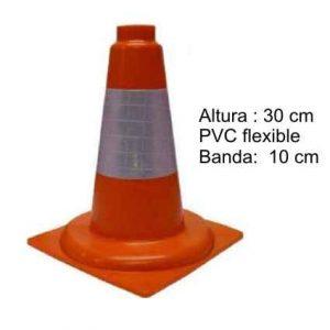 conos seguridad vial