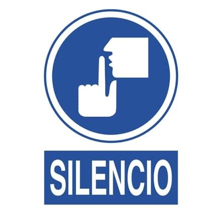 Resultado de imagen de silencio