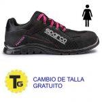 Zapatos seguridad sparco mujer
