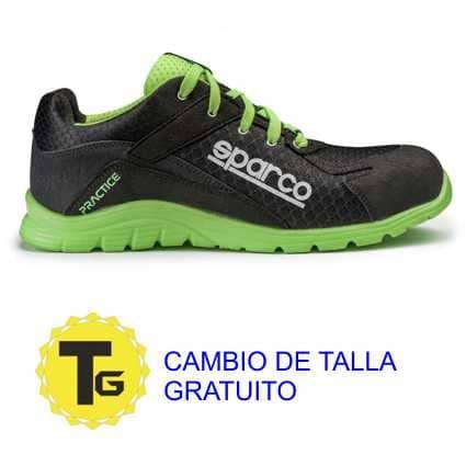 Zapatos seguridad Sparco