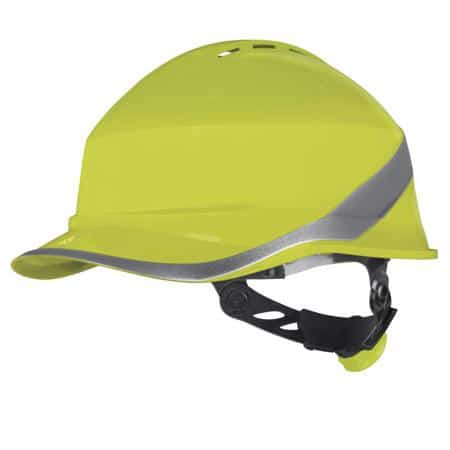 Casco delta plus diamond vi amarillo