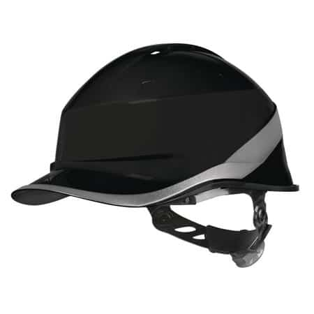 Casco delta plus diamond vi wind negro