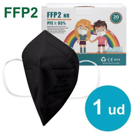 Mascarillas niños FFP2