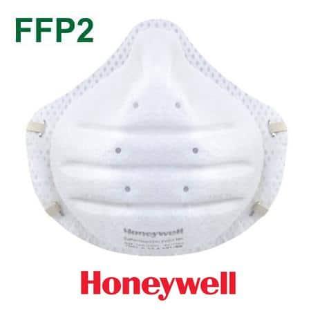 Mascarillas Honeywell FFP2