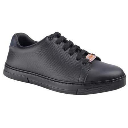 Zapato sanitario Dian Casual negro