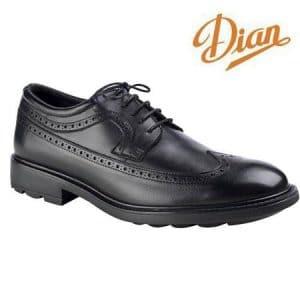 Zapato tipo blucher dian atenas
