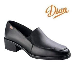 Zapatos de uniforme mujer Dian Relax
