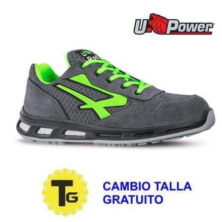 Zapatillas seguridad u power