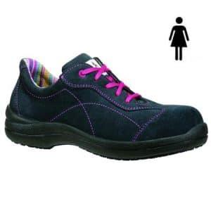 Calzado de seguridad mujer