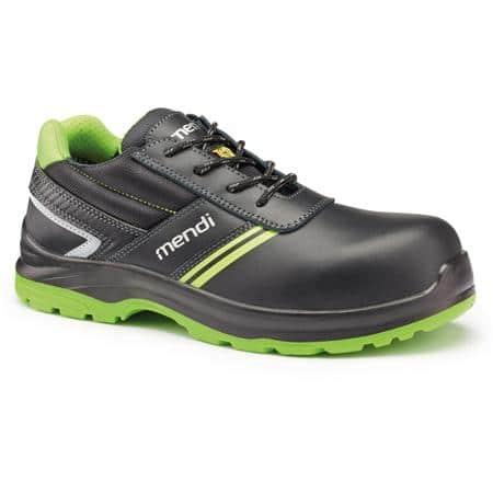 Zapatos de seguridad Mendi