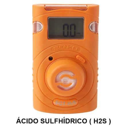 Detector H2S portátil