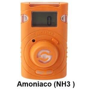 Detector de gas amoniaco