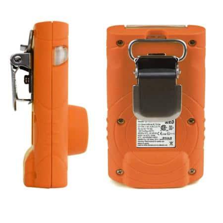 medidor de oxigeno portatil