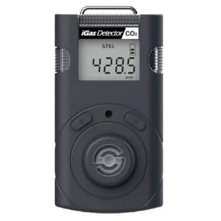 Detector de CO2
