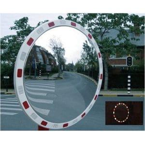 Espejos de seguridad vial